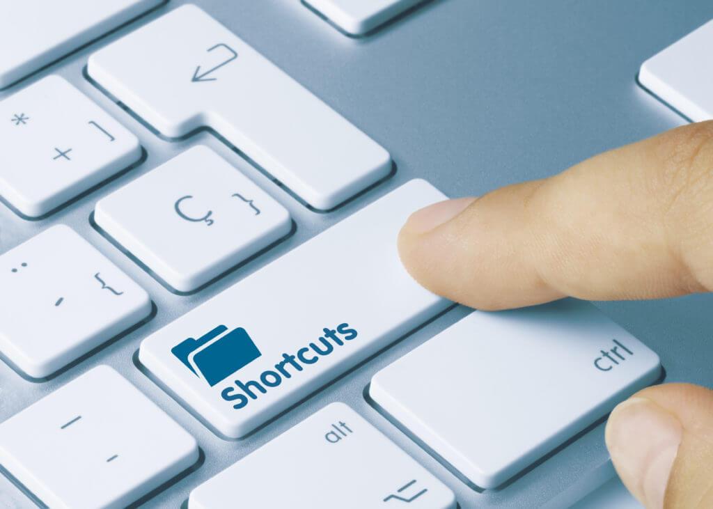 GT Tech Hack: PS App Designer Keyboard Shortcuts