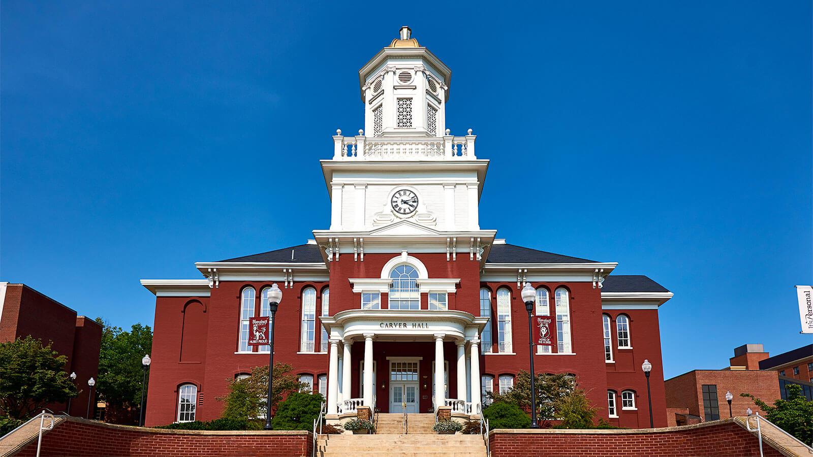 Bloomsburg University Carver Hall