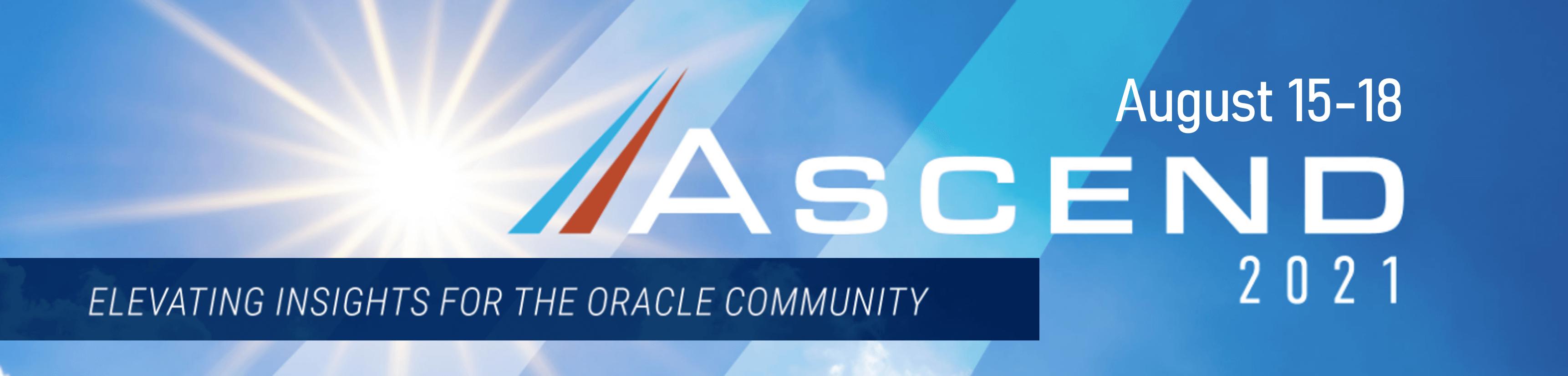 Ascend 2021 Conference